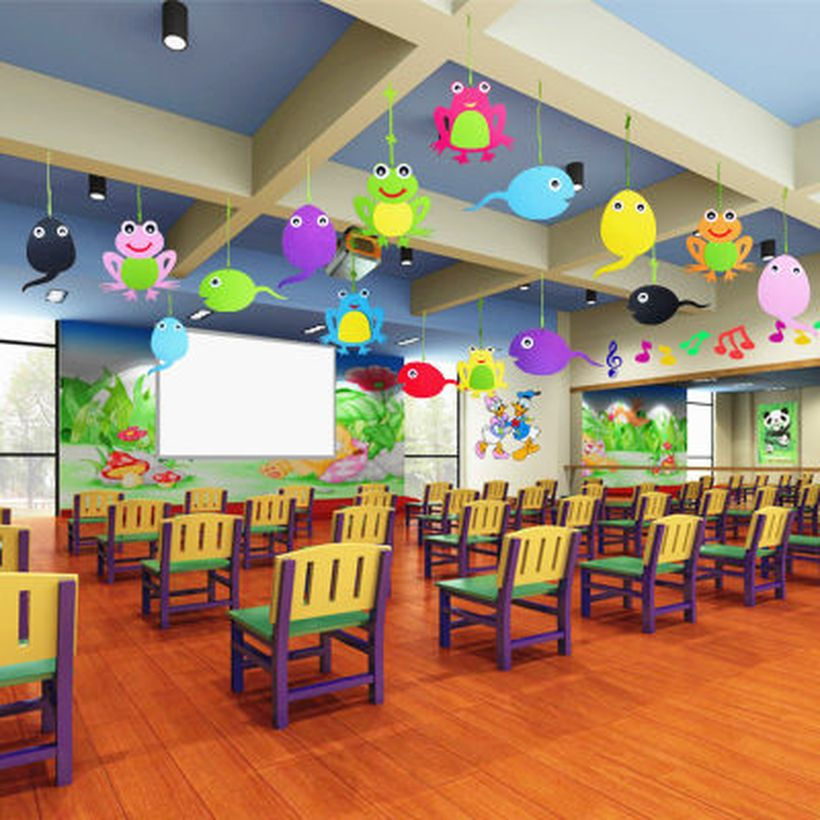 LOW RENT - KIDS NURSERY SPACE HUGE SIZE 14000 SQFT FOR LEASE IN DIP