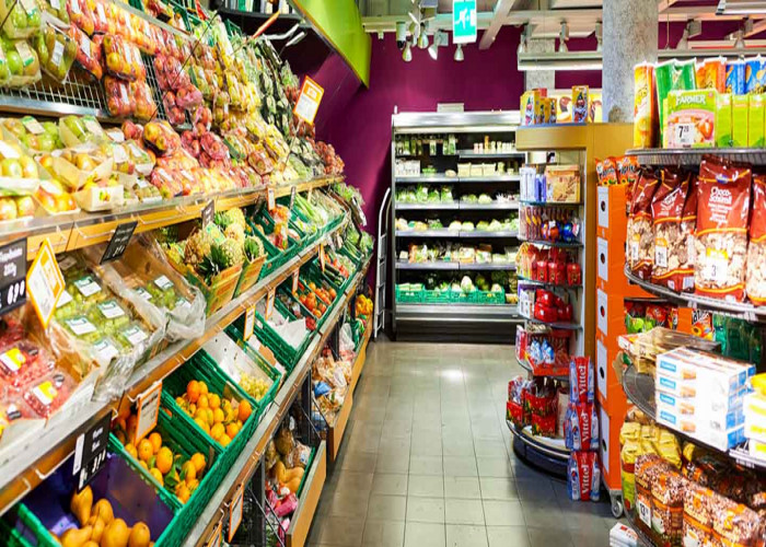 Running Grocery for sale in Sharjah