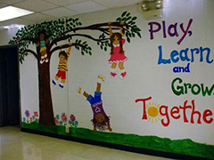 Running KIDS  Nursery for SALE  IN UMM SUQUEIM
