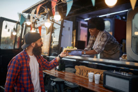 Food truck professional with full equipment Top Quality