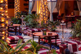 Highly Profitable Shisha Cafe for sale in Oud Metha (24 Hours Permission)