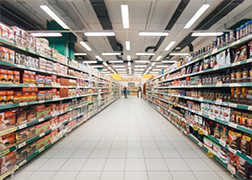 SUPERMARKET FOR SALE  -35K AED MONTHLY PROFITABLE