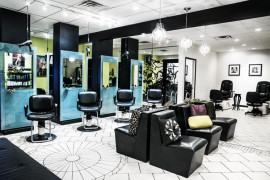 Running Beauty Salon for sale in Burdubai with 4 MONTHs RENT FREE