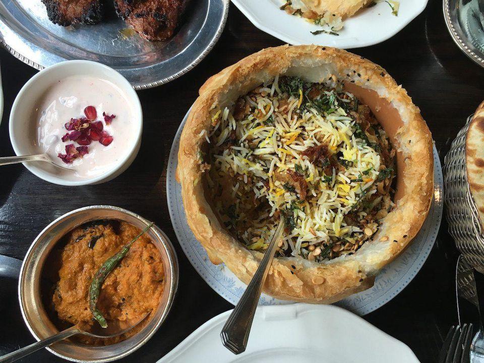 Low Rent Indian Restaurant for sale in  Damascus Street _ Qusais